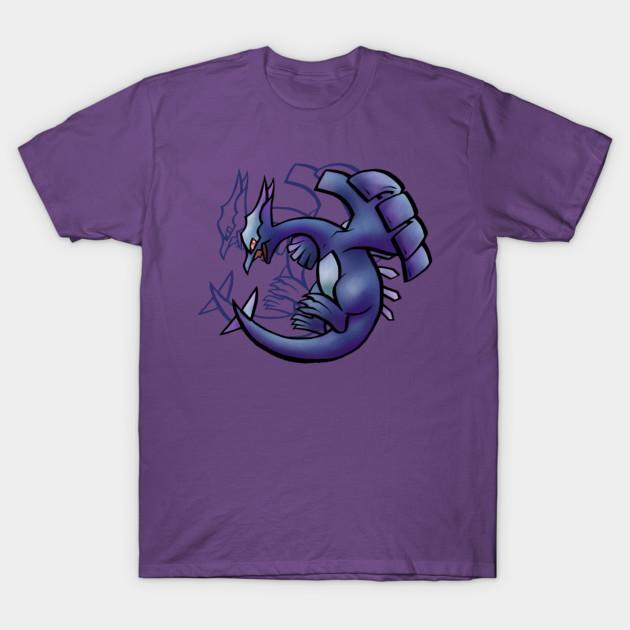 d0931432 Shadow lugia - Pokemon - T-Shirt | TeePublic