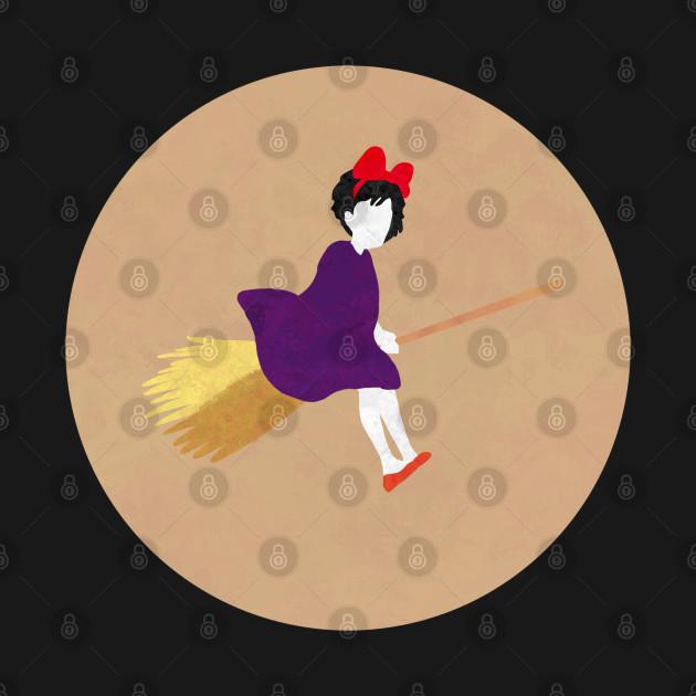 Kiki delivery service Ghibli