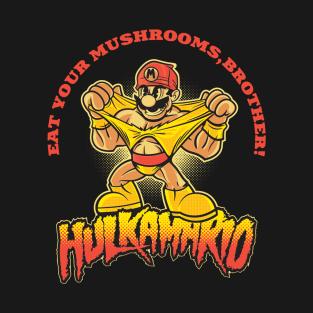 Hulkamario! t-shirts
