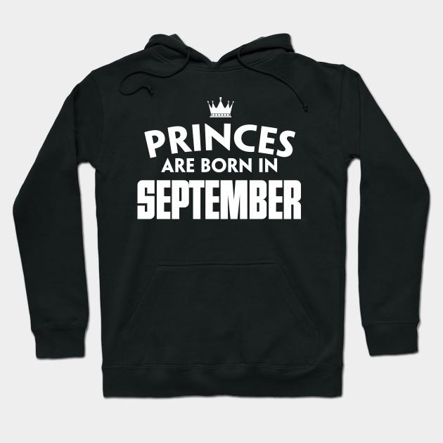 September T Shirts Birthday For Girl Women Hoodie
