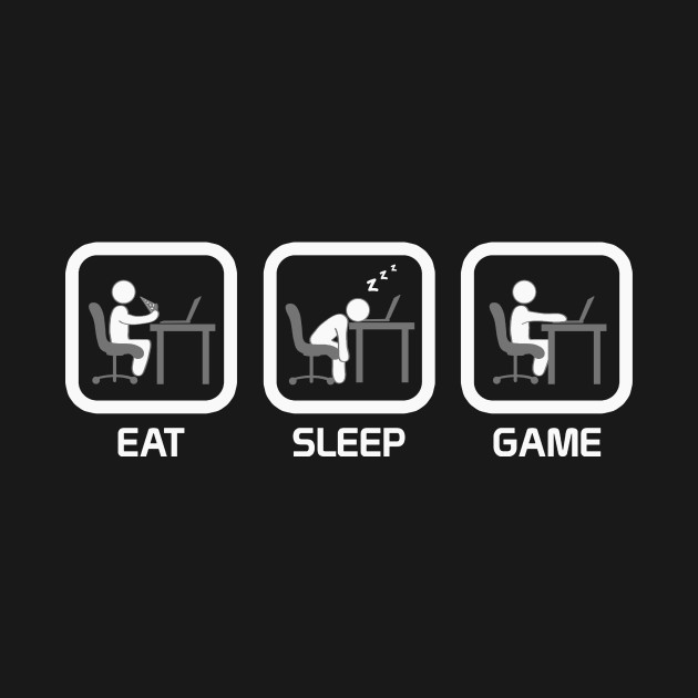 Eat, Sleep, Game (PC)