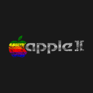 apple II t-shirts