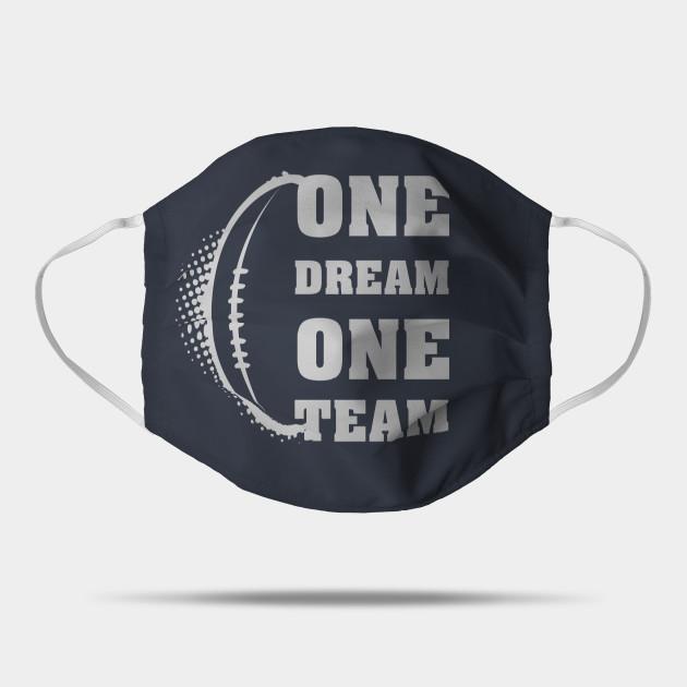 One Dream One Team in football
