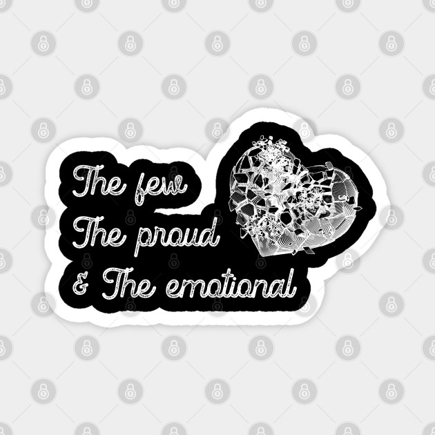 Twenty One Pilots - TOP - Few Proud Emotional - White
