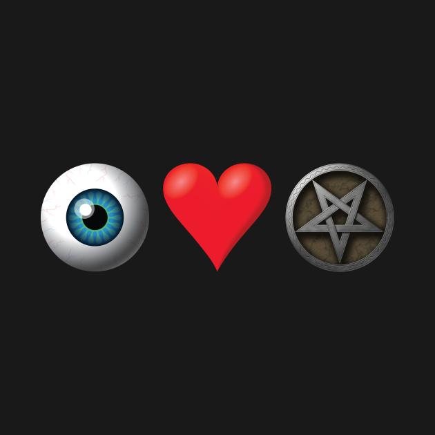 Eye Heart Satan