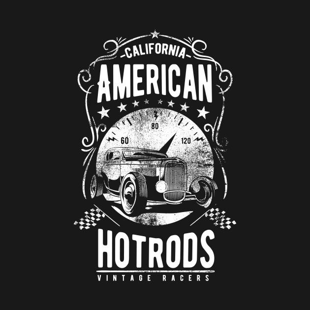 American Hotrods California