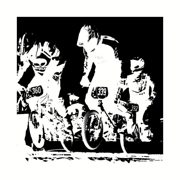 bmx racing start