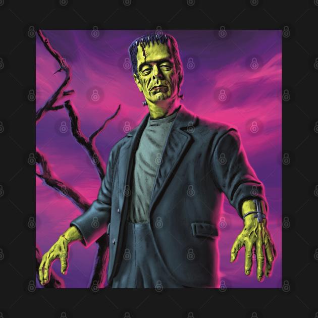 Frankenstein of the '40s