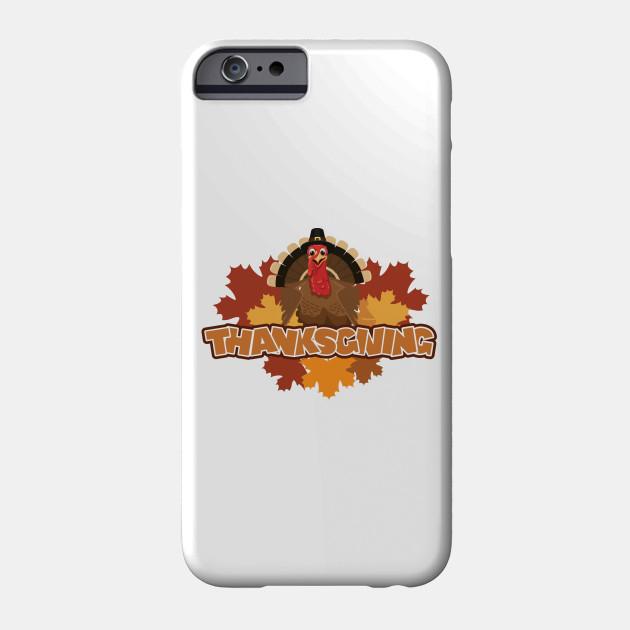 thanksgiving Phone Case