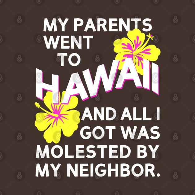 Kumar's Parents Went to Hawaii