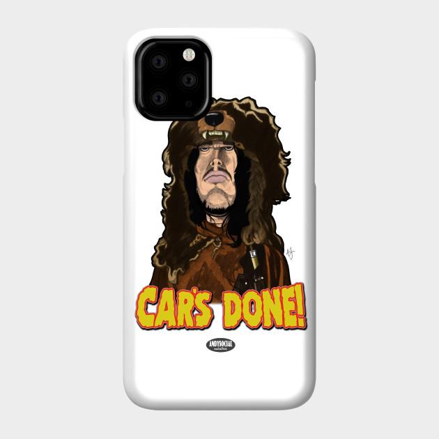 Rufus zombie dog iPhone 11 case