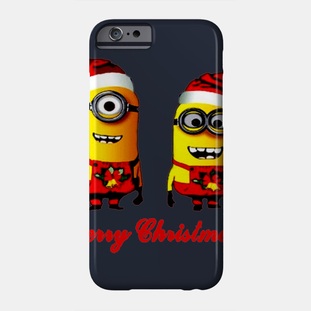2018866 1 - Merry Christmas Minions