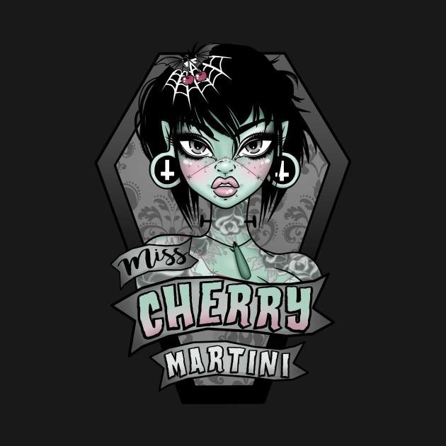 Miss Cherry Martini