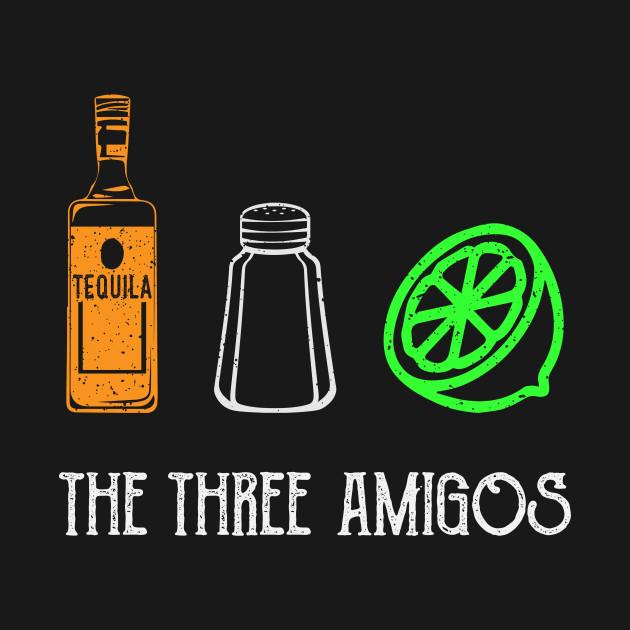 The Three Amigos - Cinco De Mayo