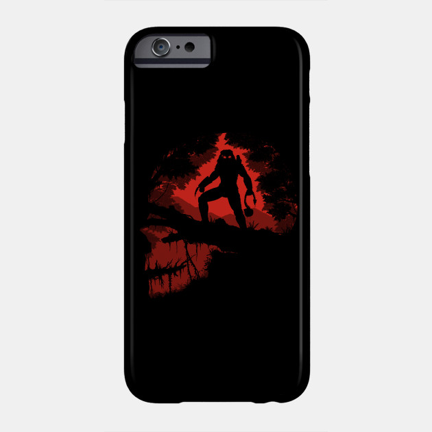 Predator 4 movie phone case