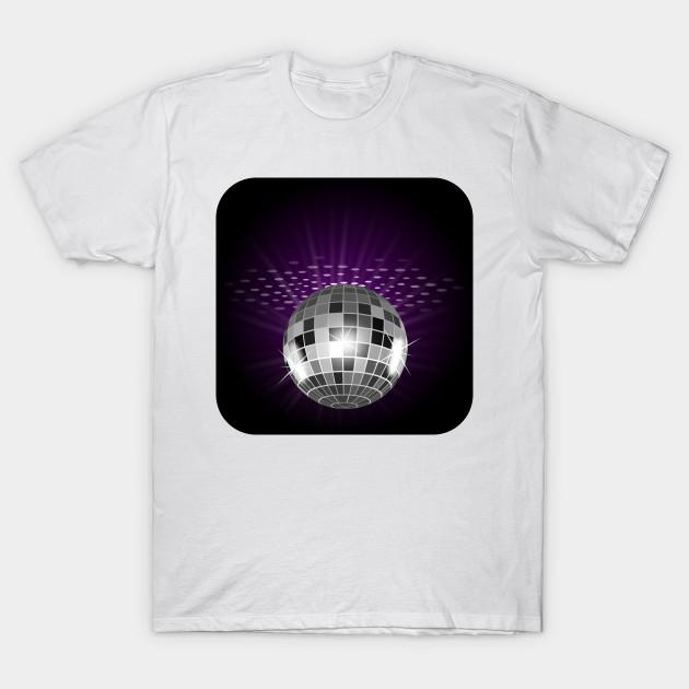 Limited Edition Exclusive Disco Ball Disco Ball T Shirt Teepublic
