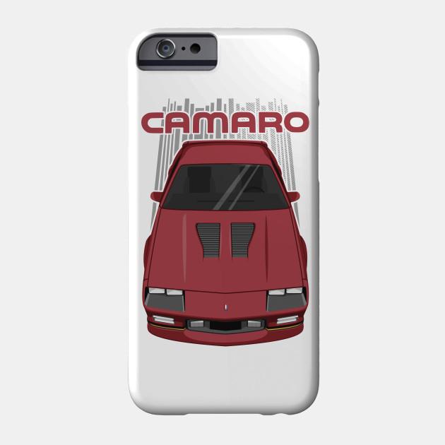 new arrivals 570bd 9c99a Camaro 3rd gen - dark red
