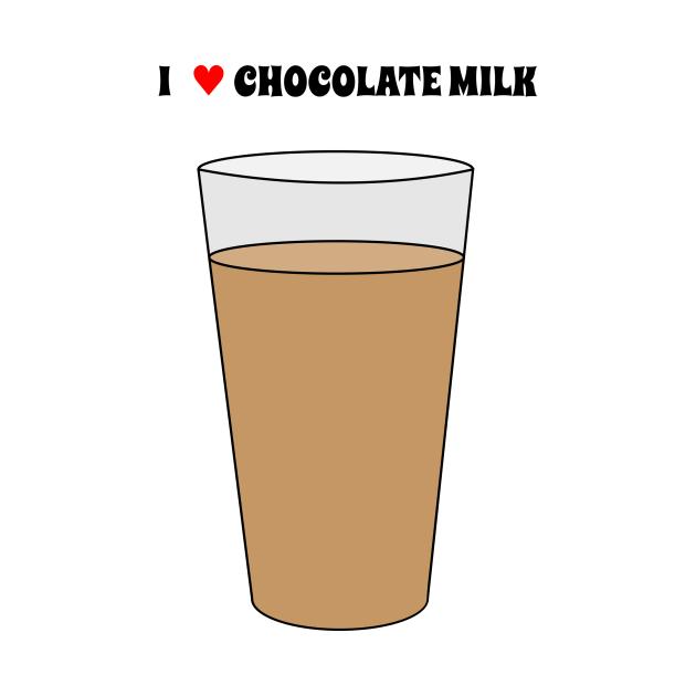 I Love Chocolate Milk