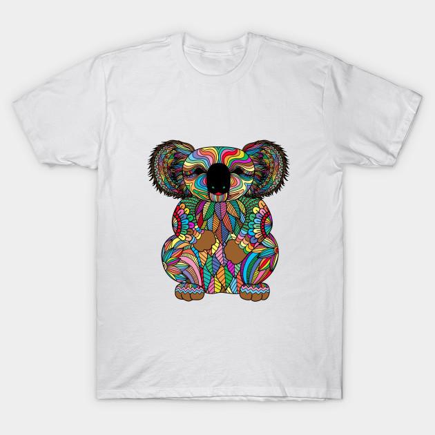 Cutie Koala - Koala - T-Shirt | TeePublic