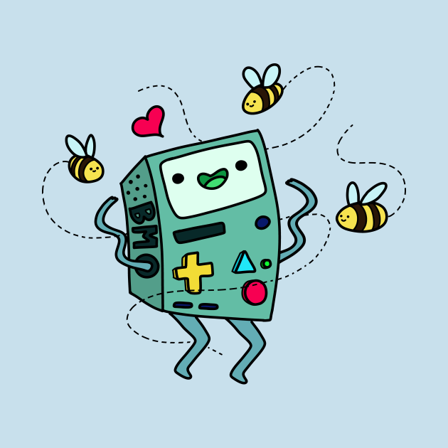 BMO and the Bees