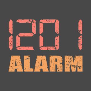 1201 Alarm - Peril near the lunar surface t-shirts