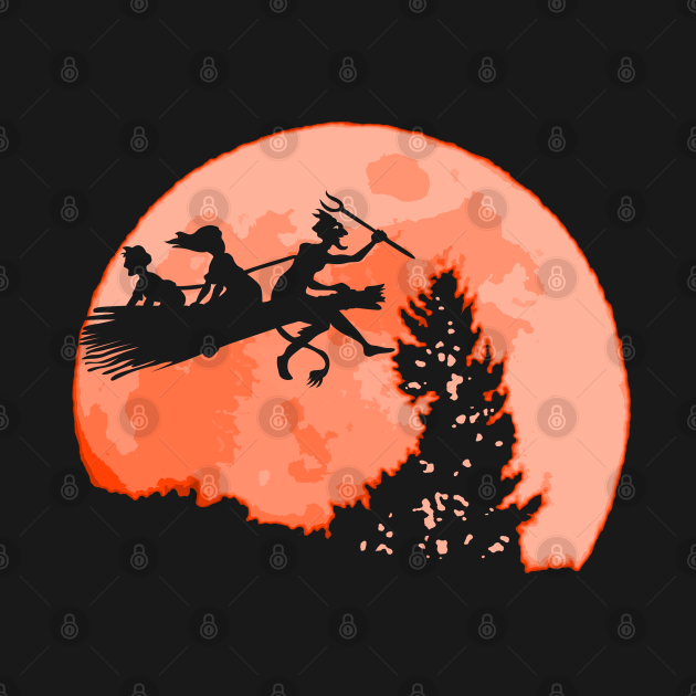 Krampus in The Moon