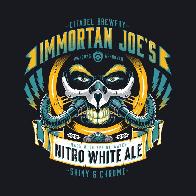Nitro White Ale