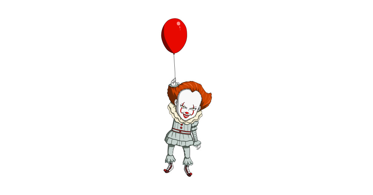 Drawing Cute Cartoon Pennywise
