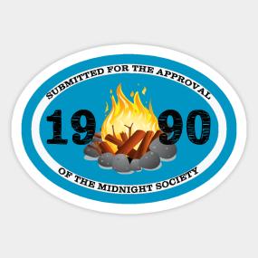 52f43ecf2 Midnight Society Stickers | TeePublic