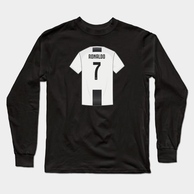 ronaldo cr7 jersey ronaldo cr7 juventus long sleeve t shirt teepublic ronaldo cr7 jersey