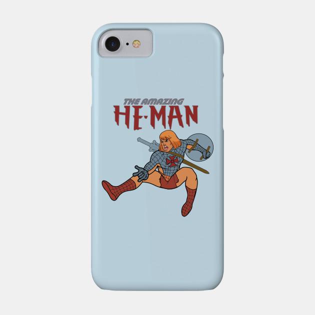 THE AMAZING HE-MAN