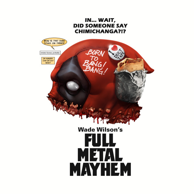 Full Metal Mayhem - Born to BANG! BANG!