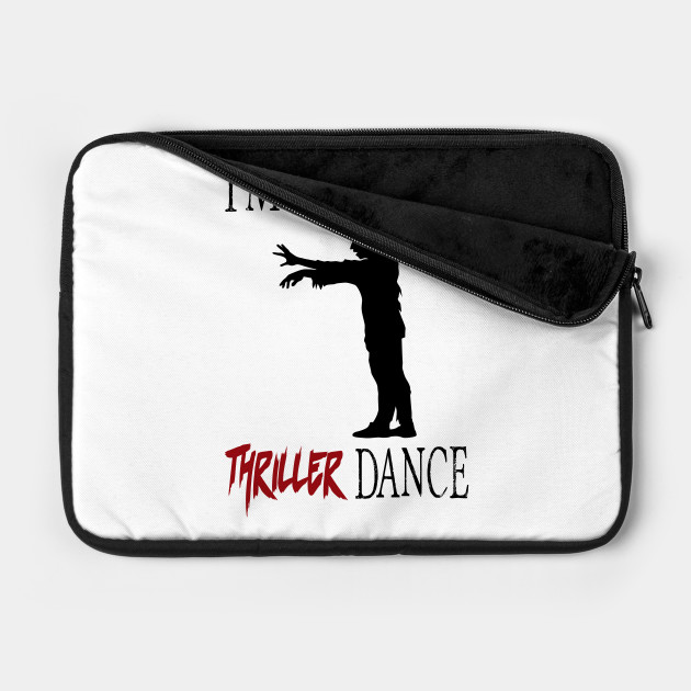 I'm Here To Thriller Dance