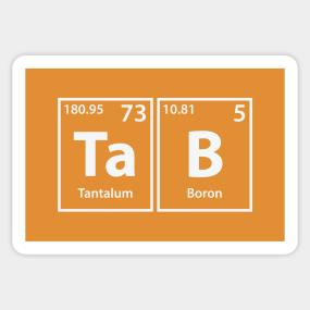 tab stickers teepublic