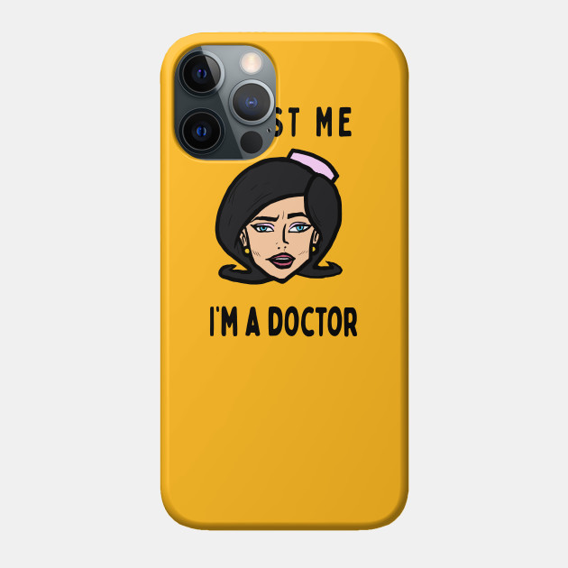Trust me i'm a doctor; Girlfreind