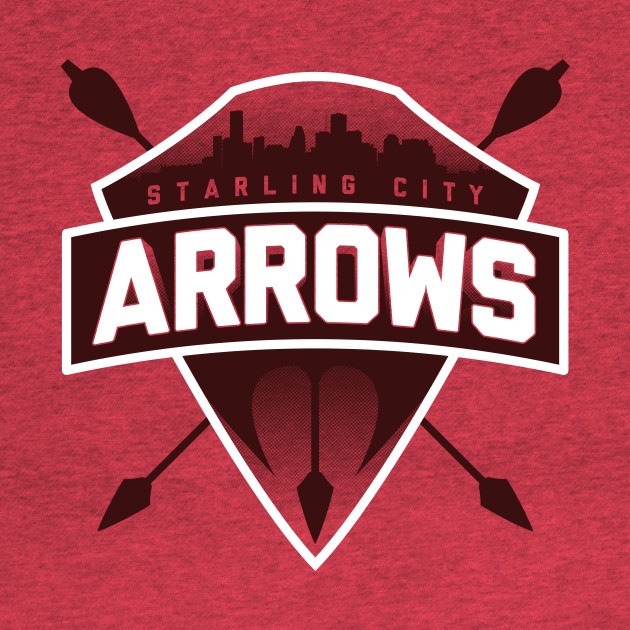 Starling City Arrows (Arsenal)