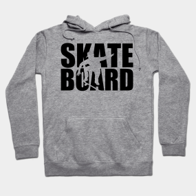 Skateboard Hoodies | TeePublic