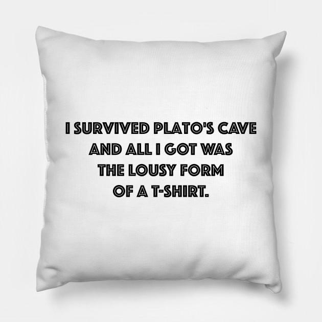 I Survived Plato's Cave