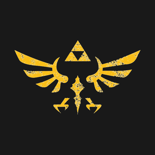 The Legend Of Zelda Triforce The Legend Of Zelda Triforce Kids T