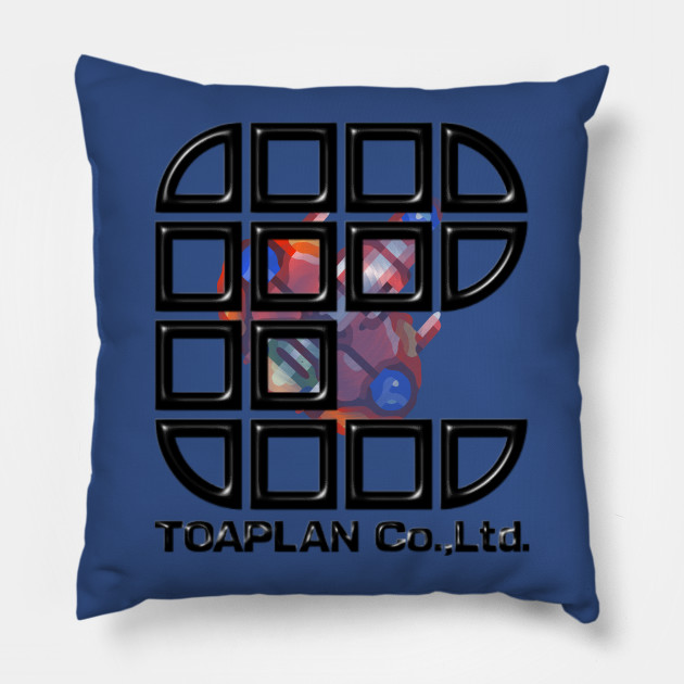 A Logo Fit For A Shoot 'Em Up King - Toaplan
