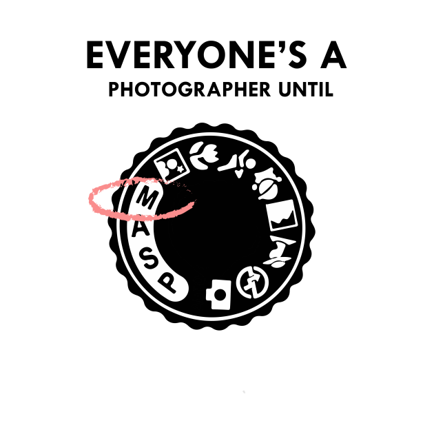 everyone is a photographer until