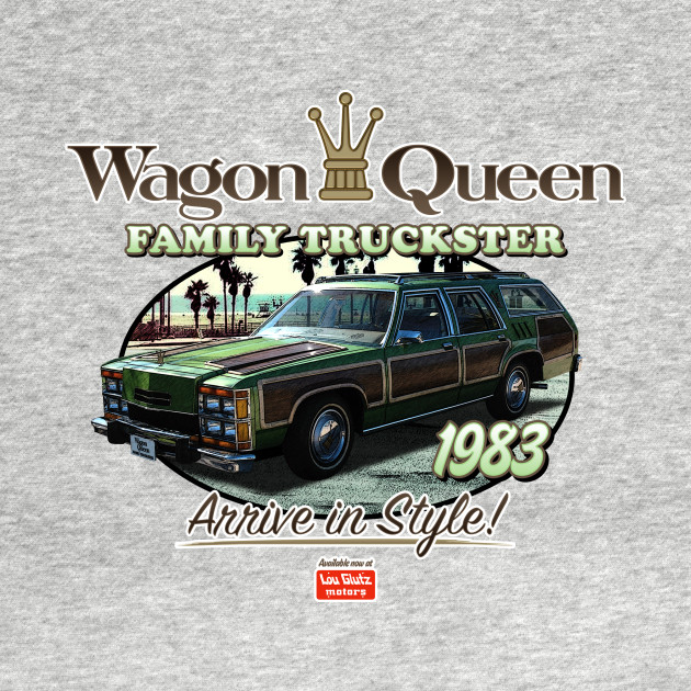 Wagon Queen Family Truckster