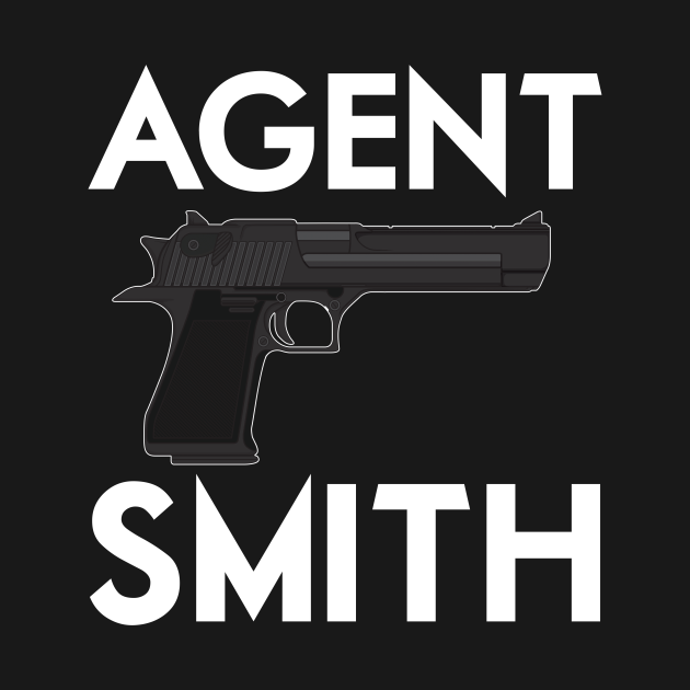 Agent Smith / Desert Eagle