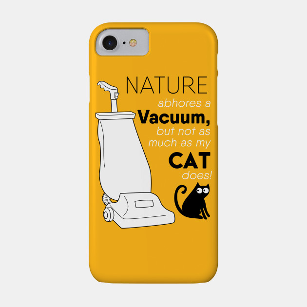 Cats and Vacuums