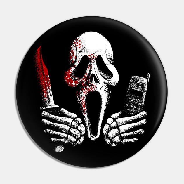 Skulls, Bones, Knives and Phones