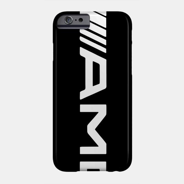 mercedes benz amg vertical logo car racing t shirts racing phone