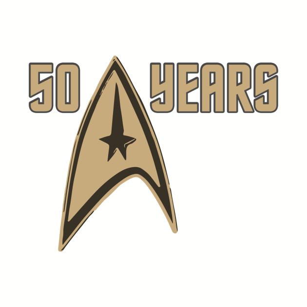 Star Trek 50 Years Anniversary