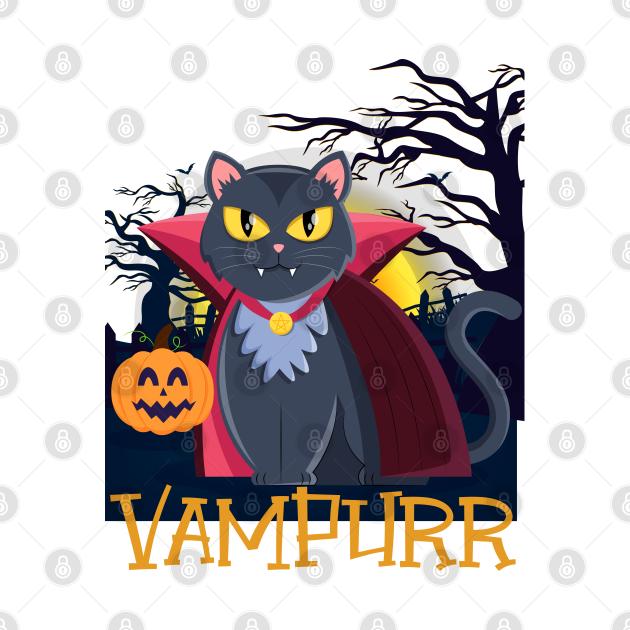Cat Lover Funny Halloween Shirt - Cat Mom Halloween Shirt - Cat Lover Halloween Gift T-Shirt