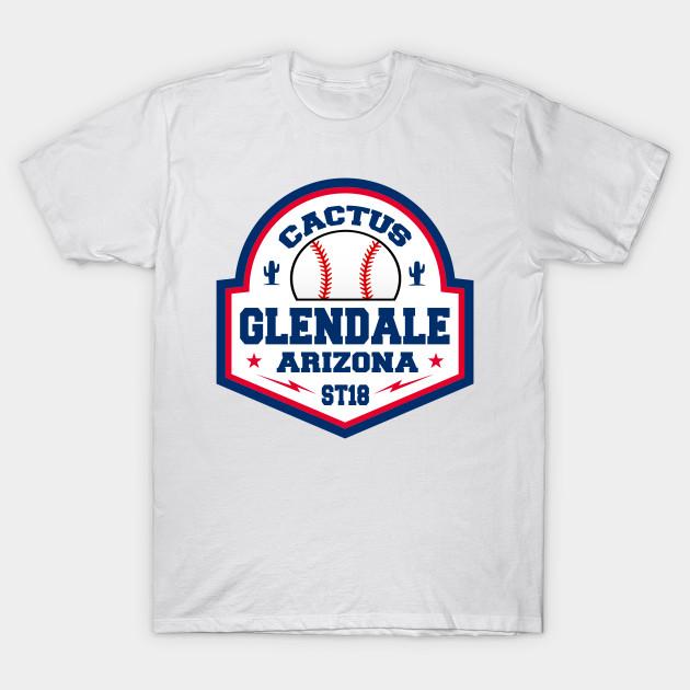 0caa51ccb Glendale, AZ Spring Training! - Los Angeles Dodgers - T-Shirt ...