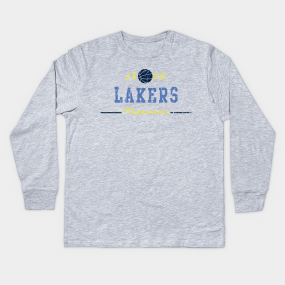 e44275722 Los Angeles Lakers Kids Long Sleeve T-Shirts